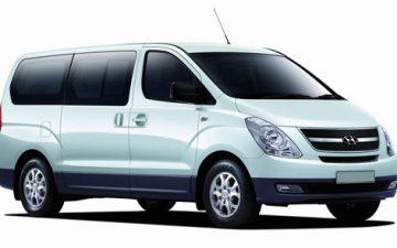 Rent  Hyundai H-1 (7+1)