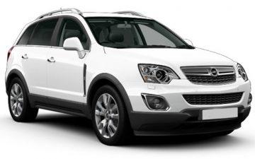 Rent Opel Antara 4x4
